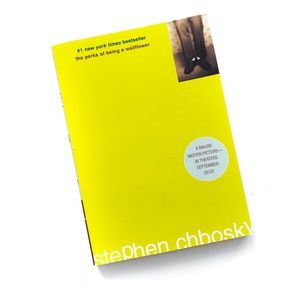 The Perks of Being A Wallflower Paperback Book